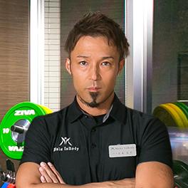 プロジェクトリーダー 担当トレーナー 石丸 良平