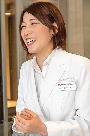 管理栄養士 志佐 恭子