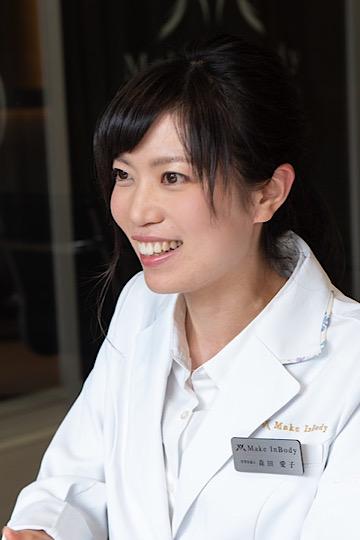 管理栄養士 森田 愛子
